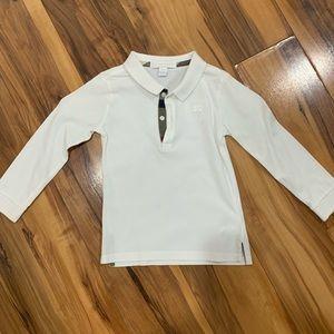 Toddler Burberry shirt size 2T